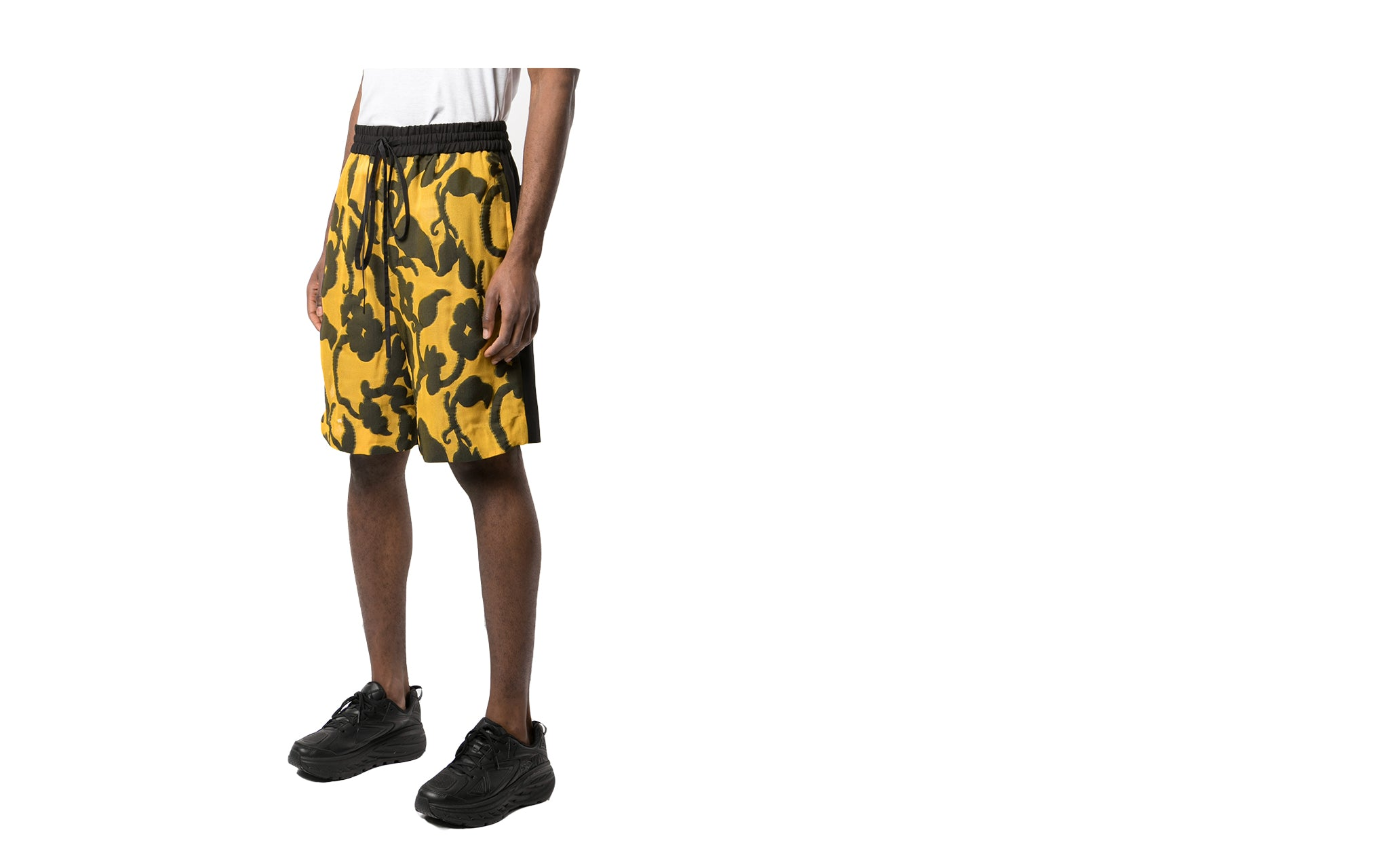 DRAWSTRING FIL COUPE SHORTS