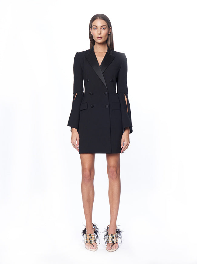 Prabal Gurung TUX JACKET DRESS