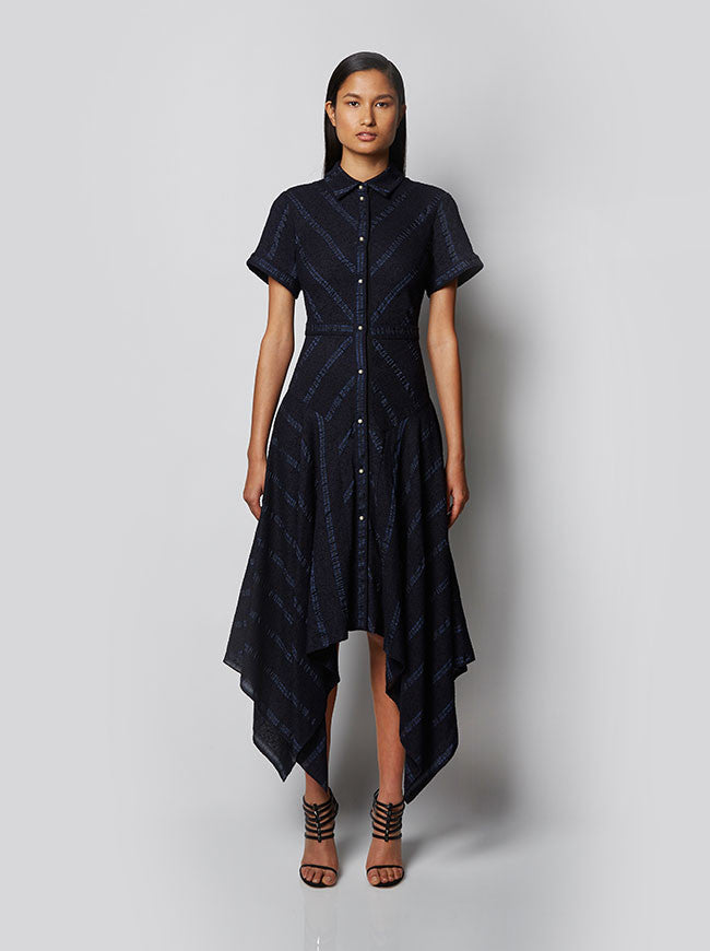 Handkerchief Hem Dress