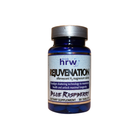 Rejuvenation Blue Raspberry H2