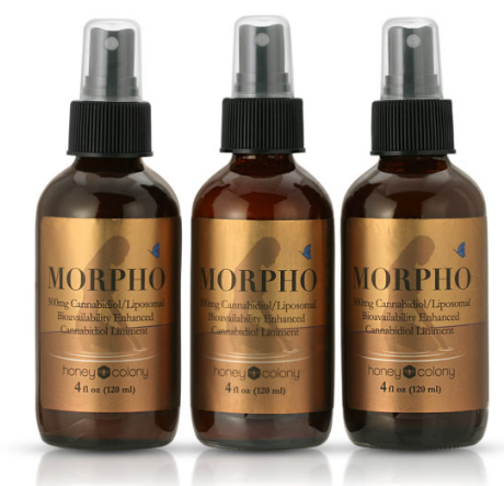 Simply Transformative's Morpho: Topical CBD