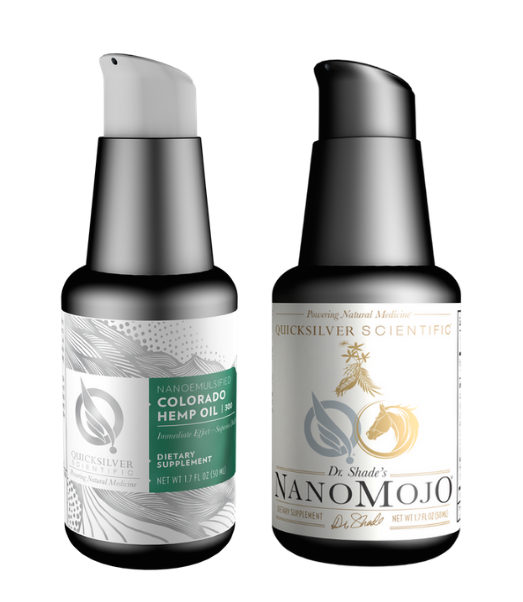 Bundle: NanoMojo + Colorado Hemp Oil