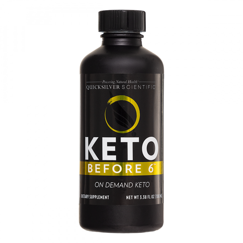 Keto Before 6™ 100 mL