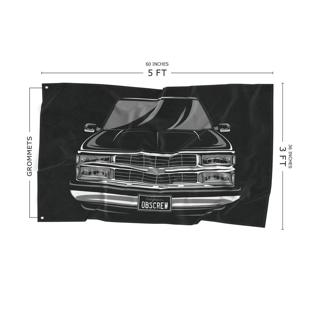 1994-98 OBS Truck | Flag