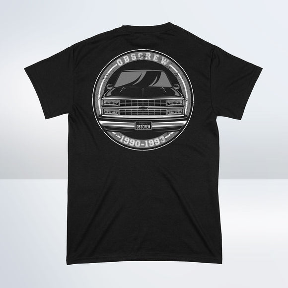 1990-93 OBS Front End | Shirt