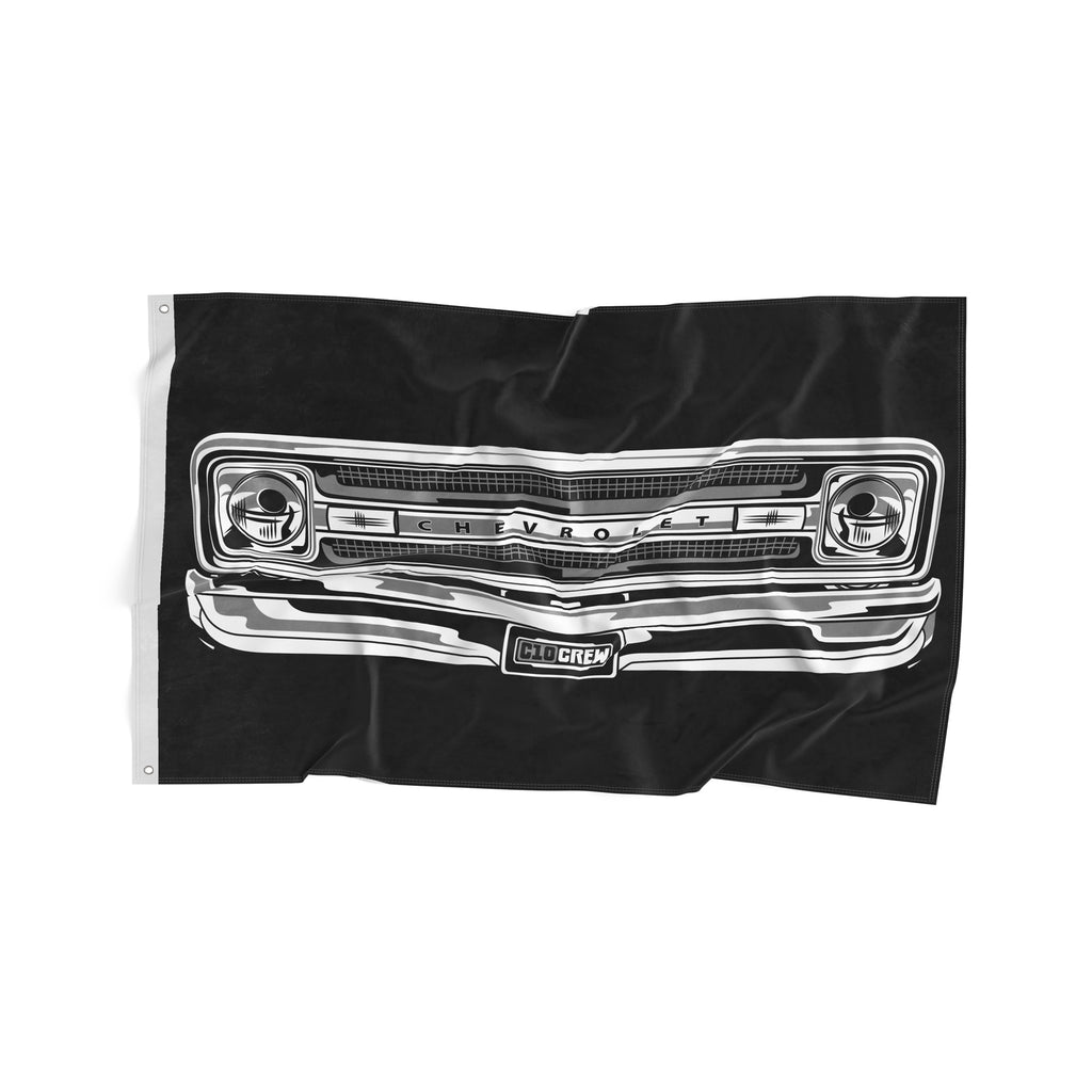 1969-1970 C10 Truck | Flag (grille)