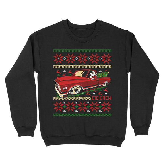 (PREORDER) Second Gen C10 Not-So-Ugly Christmas | Sweater