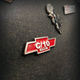 C/10 Club | Soft Enamel Pin