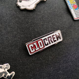 C10 Crew | Soft Enamel Pin