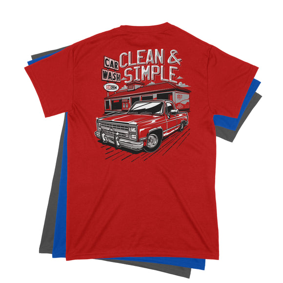 Clean & Simple Squarebody | Shirt