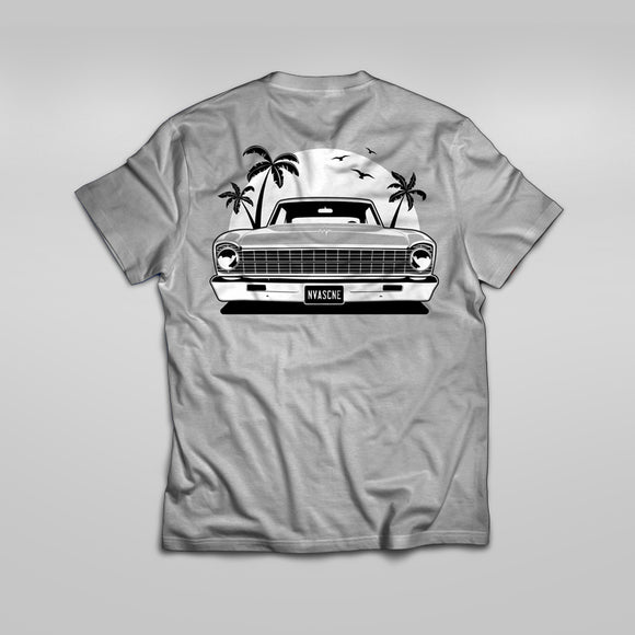 1967 Nova Front End (Light Gray) | Shirt