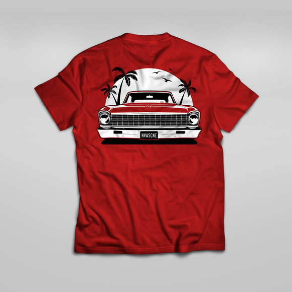 1967 Nova Front End (Red) | Shirt