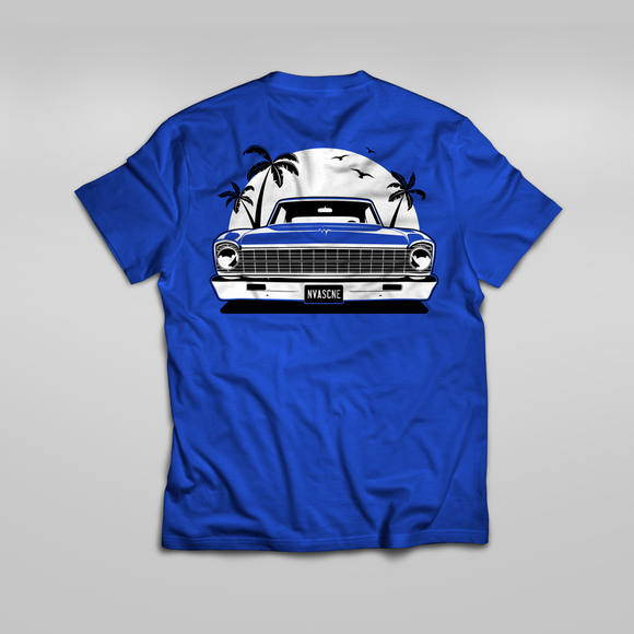 1967 Nova Front End (Royal) | Shirt