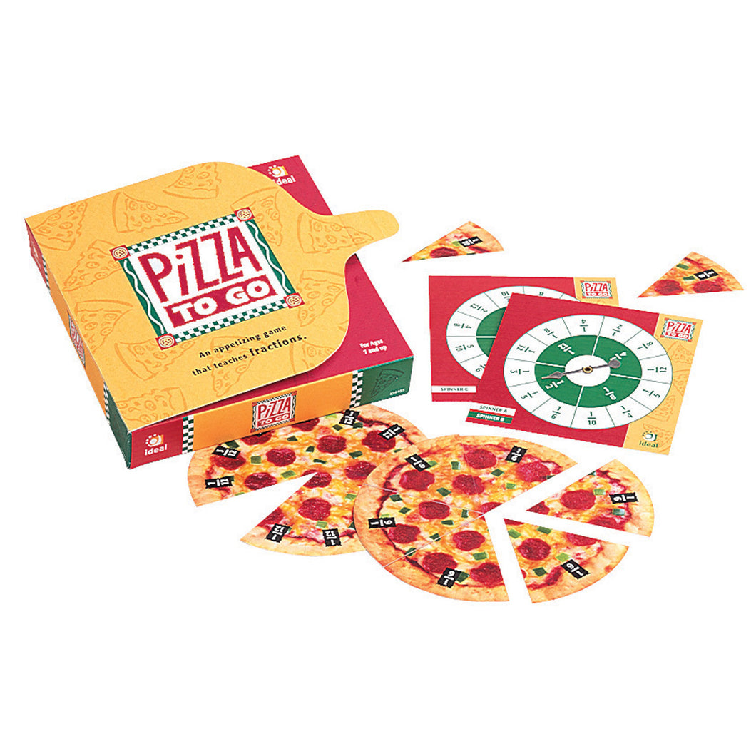 Pizza to Go Game