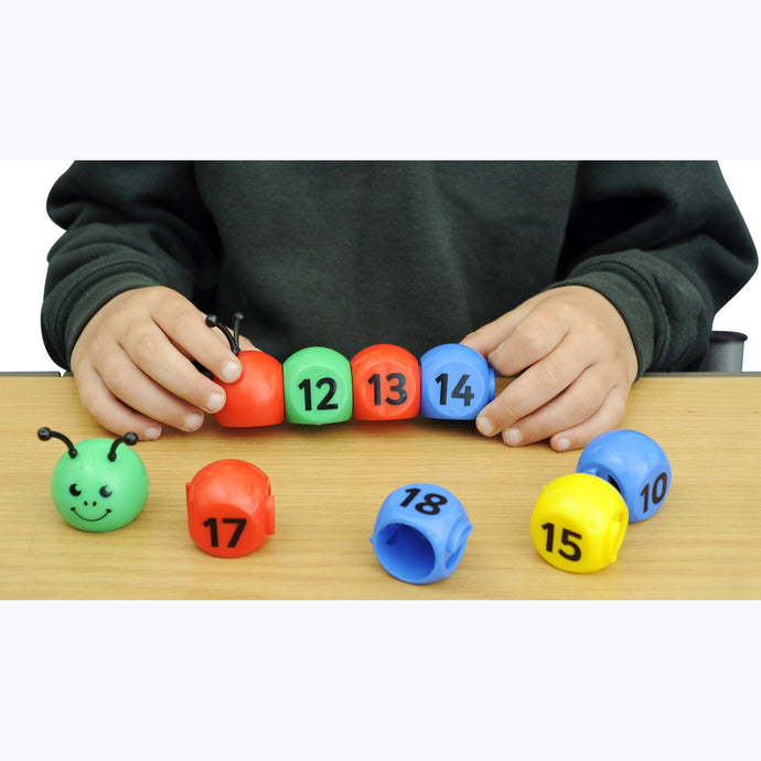 Number Bugs Game
