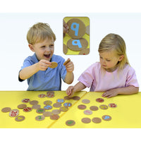 Wooden 1-20 Memory Game