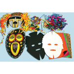 AFRICAN MASK KIT - Discover African traditions!