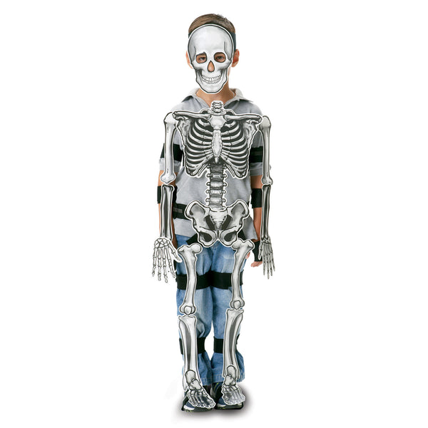 MY SIZE SKELETON - construct a life size skeleton!