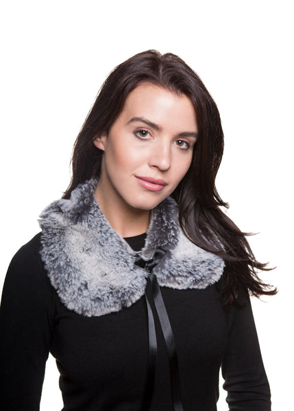 Faux Fur Small Collar - Alaska Fox