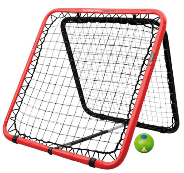 Crazy Catch Wildchild Rebound Net - with one visionball! (93 x 93cm)