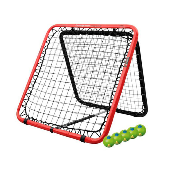 Crazy Catch Wildchild Rebound Net - with 5 Balls!! (93 x 93cm)