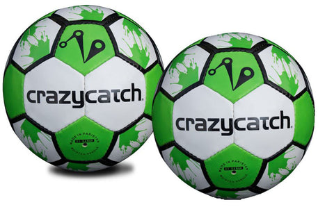 Crazy Catch - 2 x Crazy Catch Footballs