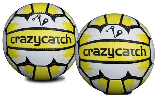 Crazy Catch - 2 x Crazy Catch Netballs