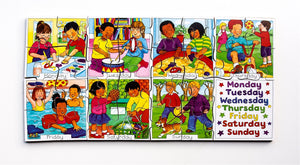 Junior Jigsaw Puzzle - Days of the Week