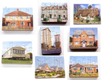 Junior Jigsaw Puzzles - Homes & Houses (8 puzzles in one box)