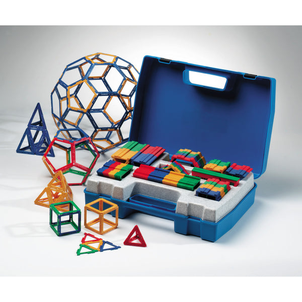 Polydron Frameworks Geometry Set (266 pieces)