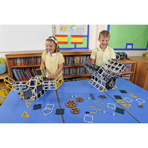Polydron Engineer Class Set (250 pieces)