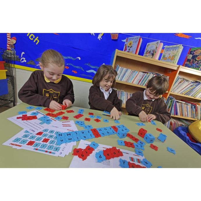 PolyPhonics Set (107 pieces)