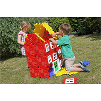 Giant Polydron House Builder (72 pieces)