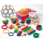 Polydron Framesworks-Sphera Mixed Set -2 (260 pieces)