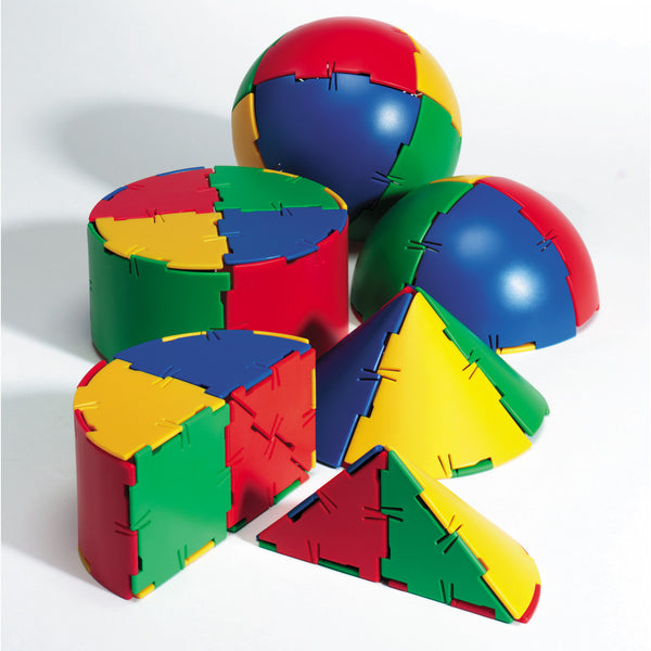 Polydron Sphera Starter Set (50 pieces)