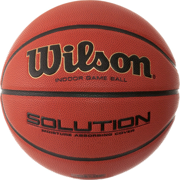 Wilson Basketball Solution Official Game Ball - Size 6