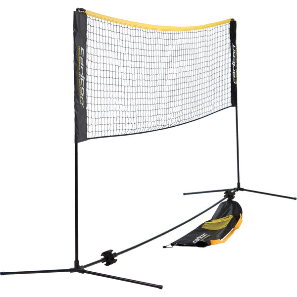 Mini Badminton Net (3m x 1.5m) - Great for the home, garden and school.