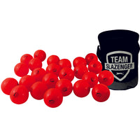 Slazenger Cricket Coaching Airball Pack (24 Junior Balls)