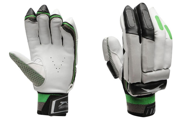 Slazenger Academy Cricket Batting Gloves - Boy (LH)