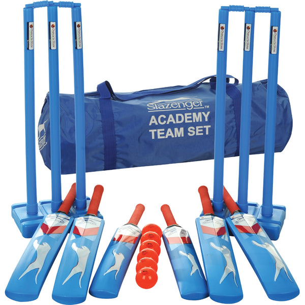 Slazenger Cricket Academy Team Set