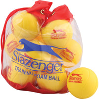 Mini Tennis Training Foam Ball - Set of 12