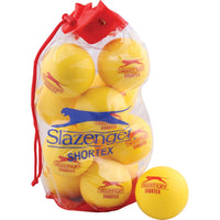 Mini Tennis Shortex Outdoor Foam Ball - Set of 12