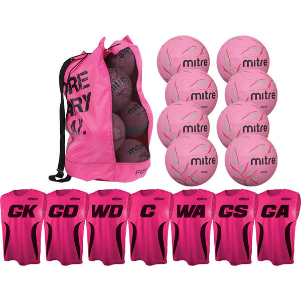 Control Netball Pack