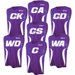 Albion Netball Training Bibs (Set of 7)