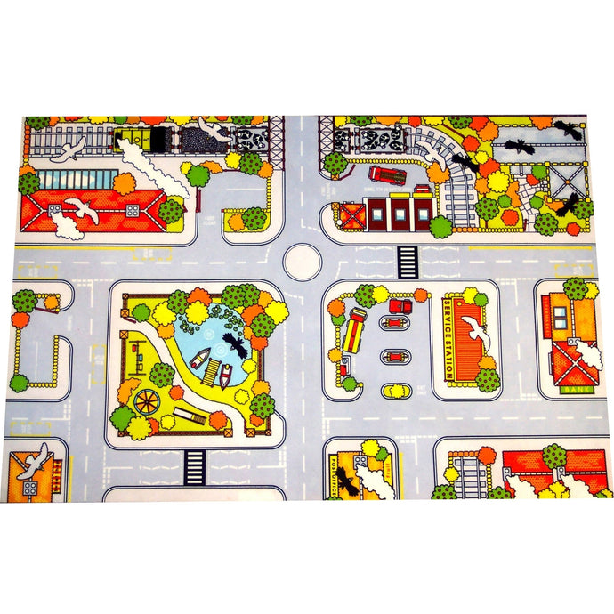 Giant Early Years Playmat - A Delightfully Simple And Chunky Design