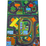 Giant Industrial Playmat - A Fun Addition For The Bedroom, Playroom, Nursery Or Class Room!