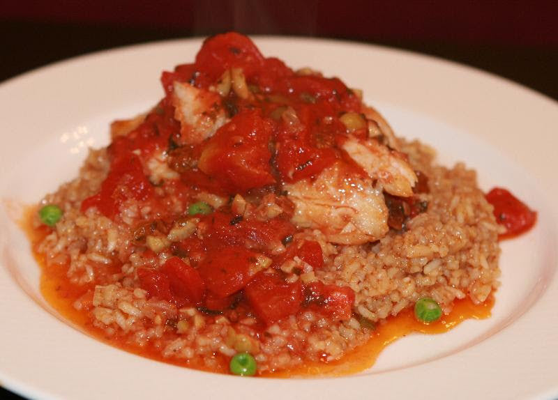 Gulf Red Snapper Veracruz