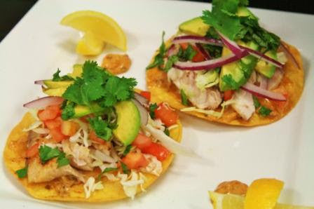 Cobia Chipotle Chalupas