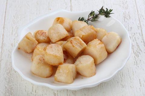 Bay Scallops - Groomer's Seafood