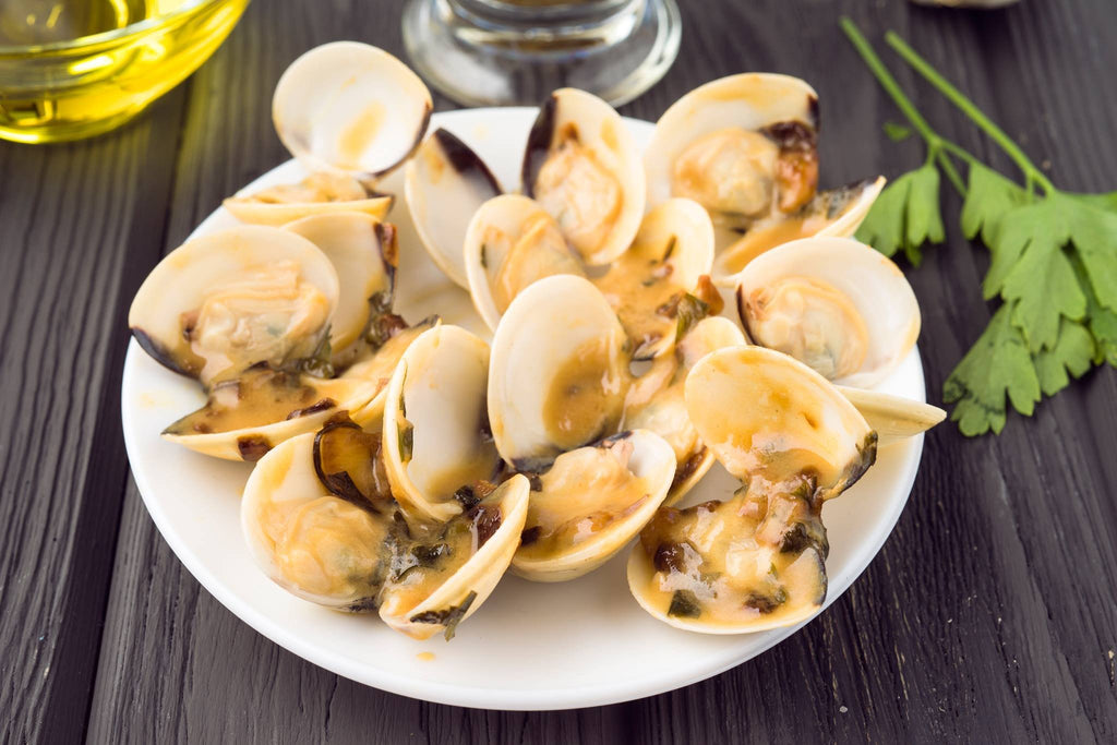 Countneck Clams - Groomer's Seafood